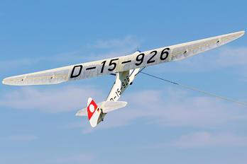 D-0926 - Private Schempp-Hirth Göppingen Gö 1 Wolf