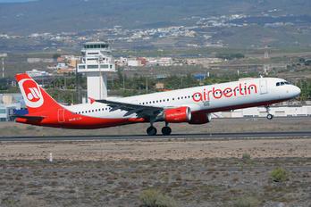 OE-LCK - Niki Airbus A321