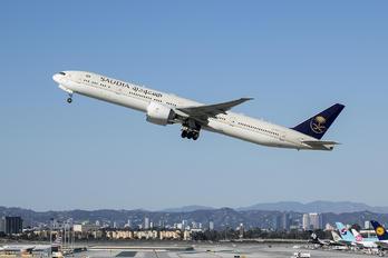HZ-AK19 - Saudi Arabian Airlines Boeing 777-300ER