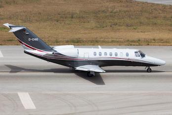 D-CHIO - Private Cessna 525B Citation CJ3