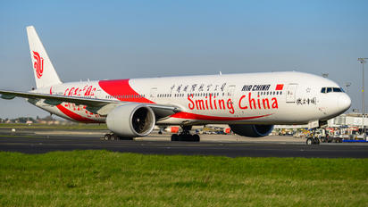 B-2035 - Air China Boeing 777-300ER