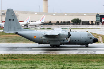 CH-10 - Belgium - Air Force Lockheed C-130H Hercules
