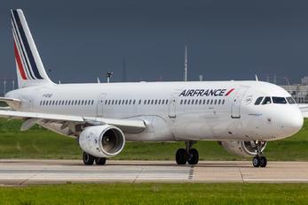 F-GTAO - Air France Airbus A321