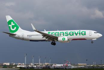 F-GZHU - Transavia France Boeing 737-800