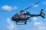 PF-305 - Mexico - Police Eurocopter EC120B Colibri aircraft