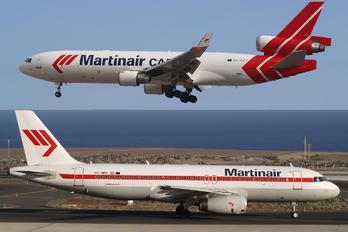 PH-MPD - Martinair Airbus A320
