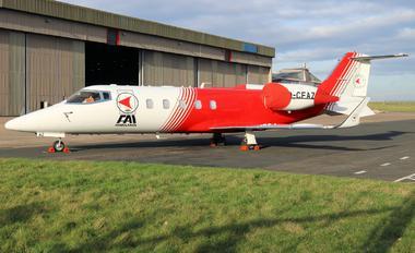 D-CFAZ - FAI - Flight Ambulance International Learjet 60