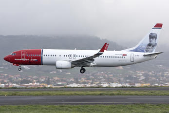 EI-FJI - Norwegian Air International Boeing 737-800