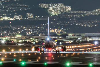 JA83AN - ANA - All Nippon Airways Boeing 737-800