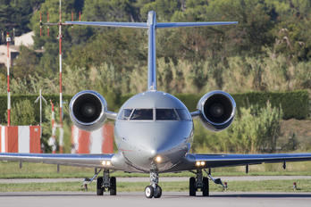 LX-ZED - Global Jet Luxembourg Bombardier BD-700 Global Express XRS