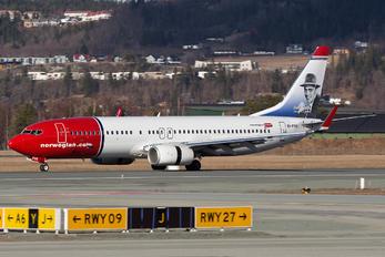 EI-FVK - Norwegian Air International Boeing 737-800