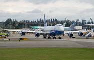 VQ-BBM - Silk Way Airlines Boeing 747-8F aircraft