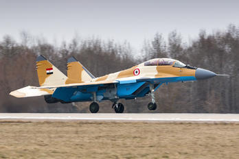 811 - Egypt - Air Force Mikoyan-Gurevich MiG-35