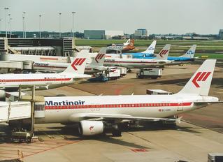 EC-HZU - Martinair Airbus A320