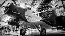 D-ADLH - Lufthansa Junkers Ju-52 aircraft