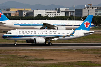 B-8672 - China Southern Airlines Airbus A320 NEO