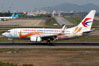 B-5276 - China Eastern Airlines Boeing 737-700