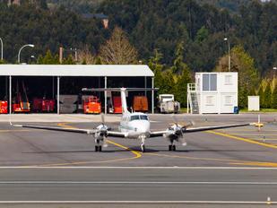 G-XVIP - Capital Air Charter Beechcraft 200 King Air