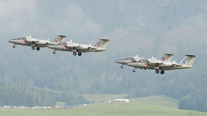 RH-28 - Austria - Air Force SAAB 105 OE