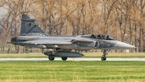 9242 - Czech - Air Force SAAB JAS 39C Gripen aircraft