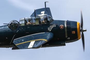 HB-RDG - Charlie's Heavies Association Grumman TBM-3 Avenger