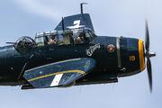 HB-RDG - Charlie's Heavies Association Grumman TBM-3 Avenger aircraft