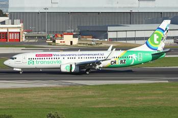 F-GZHO - Transavia Boeing 737-800