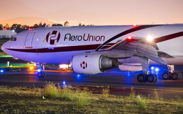 XA-MRC - Aero Union Airbus A300F