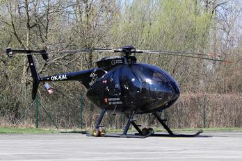 OK-EAI - Heli Czech Hughes 369E