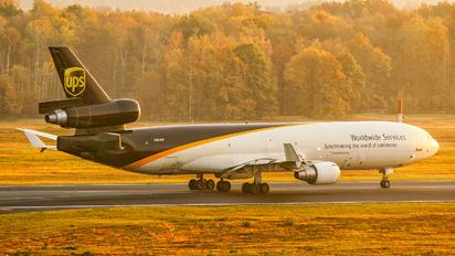 N283UP - UPS - United Parcel Service McDonnell Douglas MD-11F