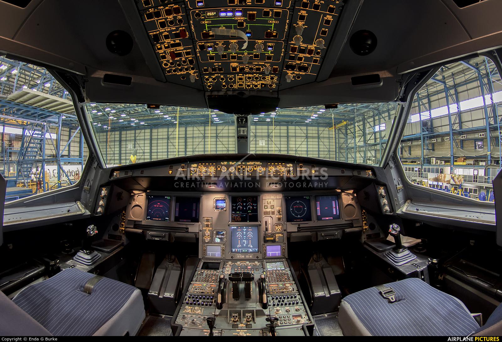 Thomas Cook G-TCXB aircraft at Manchester