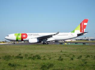 CS-TOT - TAP Portugal Airbus A330-200
