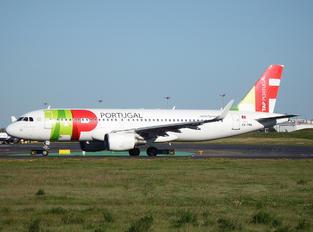 CS-TNS - TAP Portugal Airbus A320