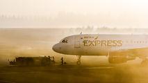 EC-LVQ - Iberia Express Airbus A320 aircraft