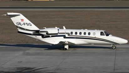 OE-FSG - Tyrolean Jet Service Cessna 525A Citation CJ2