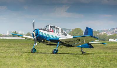 OM-GJT - Letecky Sportovy Klub Zvolen Zlín Aircraft Z-37A Čmelák