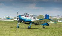 OM-GJT - Letecky Sportovy Klub Zvolen Zlín Aircraft Z-37A Čmelák aircraft