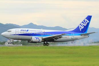 JA304K - ANA Wings Boeing 737-500