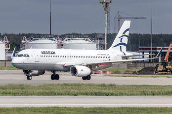 Aegean Airlines - My main love