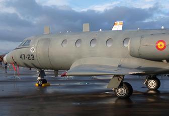 TM.11-3 - Spain - Air Force Dassault Falcon 20
