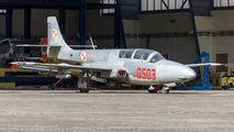 0503 - Poland - Air Force PZL TS-11 Iskra aircraft