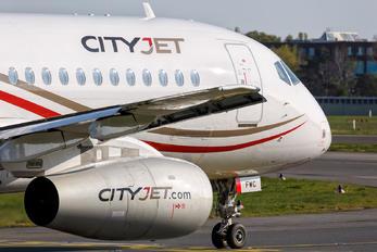 EI-FWC - Brussels Airlines Sukhoi Superjet 100