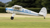 G-ROTI - Private Luscombe 8a Silvaire aircraft