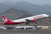 OE-LCI - Niki Airbus A321 aircraft