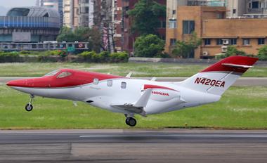 N420EA - Honda Aerospace Honda HA-420 HondaJet