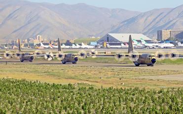 5-8507 - Iran - Islamic Republic Air Force Lockheed C-130H Hercules