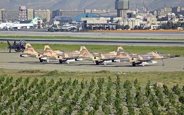 3-7655 - Iran - Islamic Republic Air Force Northrop F-5E Tiger II