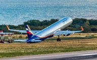VP-BAX - Aeroflot Airbus A321 aircraft