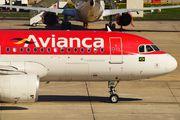 PR-AVQ - Avianca Brasil Airbus A320 aircraft