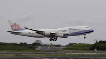 B-18212 - China Airlines Boeing 747-400 aircraft